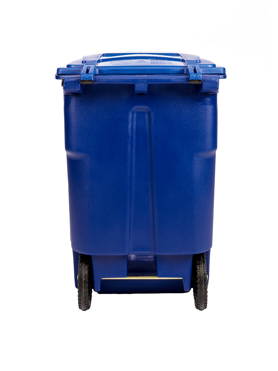 Large Recycle Cart