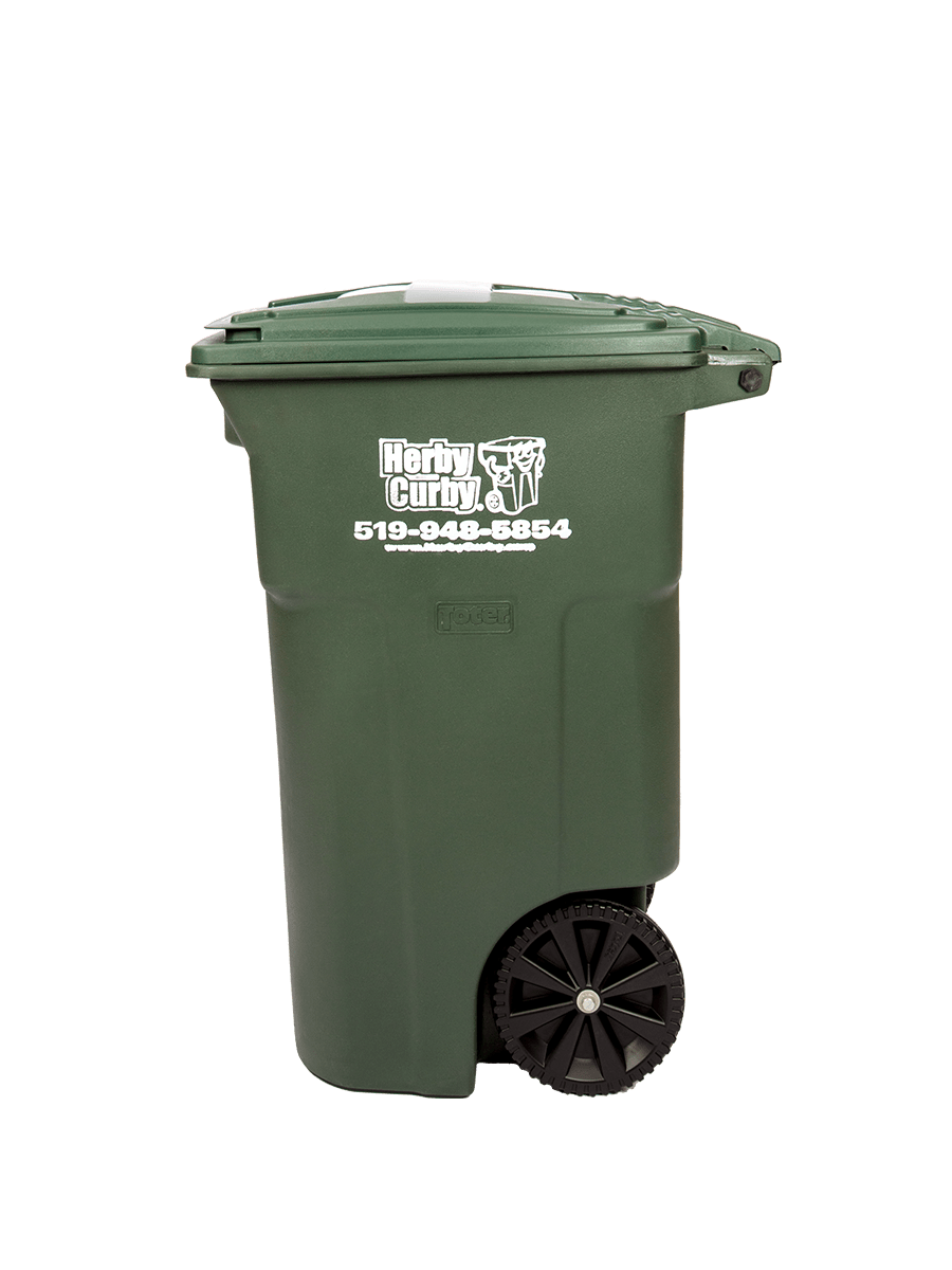 Medium Waste Cart
