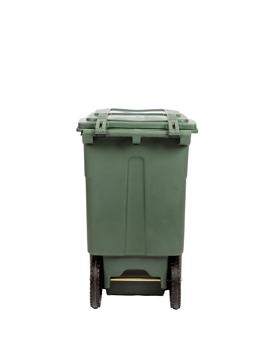 Small Waste Cart