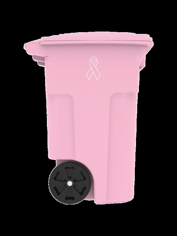 Large Pink - side
