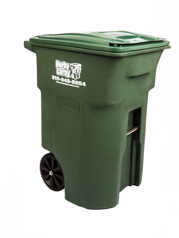 Large Waste Cart