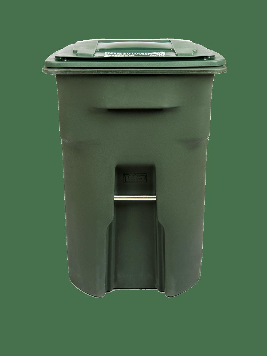 Large Waste Cart