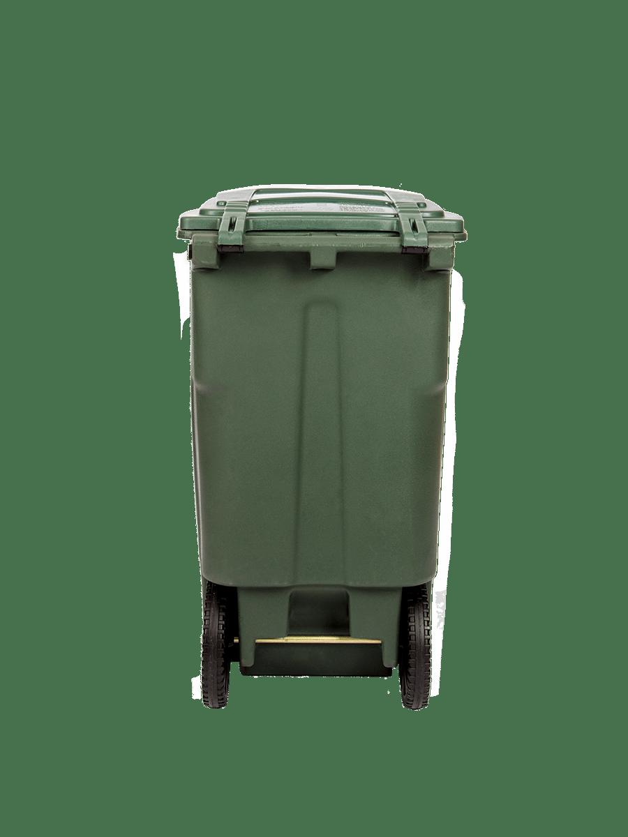 Medium Waste Cart