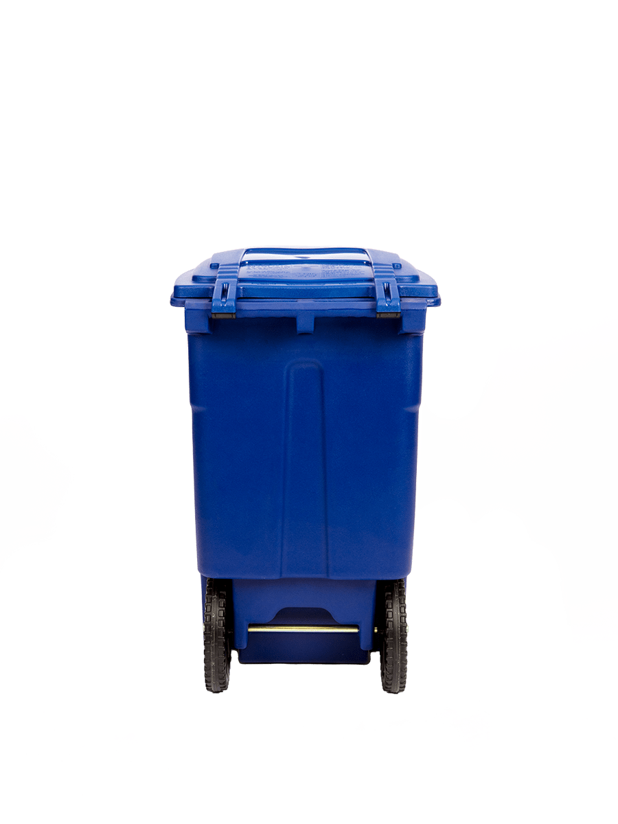 Small Recycle Cart
